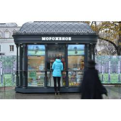 Мэрия Москвы дала добро уличным палаткам