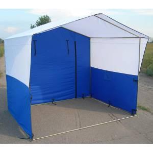 """Палатка торговая 2x2 """"бизнес"""""""