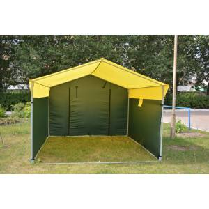 """Палатка торговая 3x3 """"бизнес"""""""